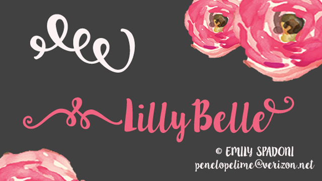 Lilly Belle Free Font