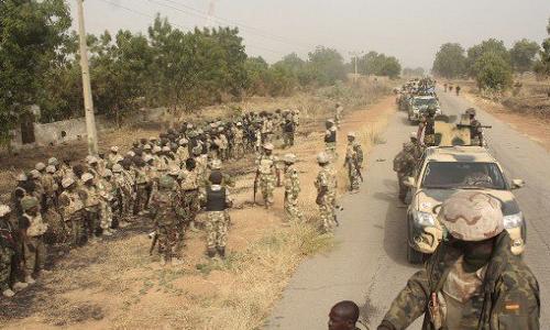 Army dominates the bandits, kills 21 and captures 17 at Zamfara, Katsina