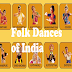 List of Folk Dances of India and Associated States