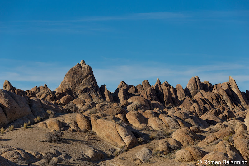 Alabama Hills California Highway 395 Road Trip Attractions