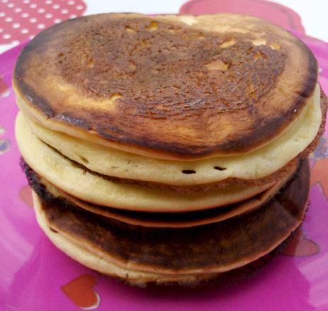 Flo Et Mimolette Pancakes Au Siphon Et Chantilly Au Nutella Au