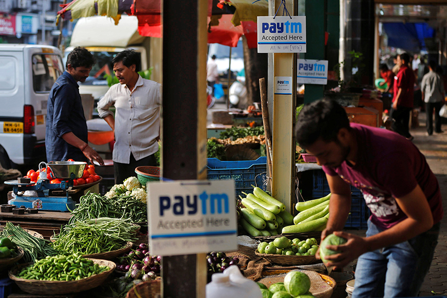 Paytm's payment banks