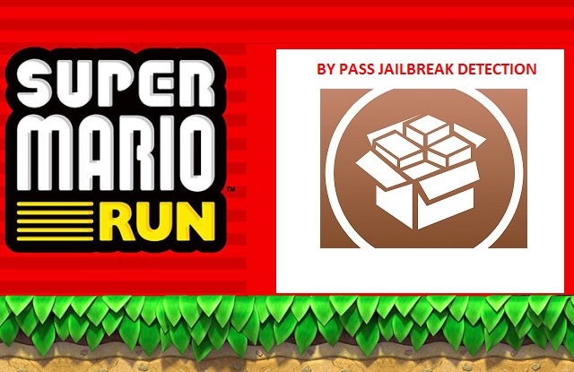 This tweak allows you to bypass jailbreak detection and allows you to play Super Mario Run on any Jailbroken iPhone and iPad on iOS 9 and iOS 8 Jailbreak.