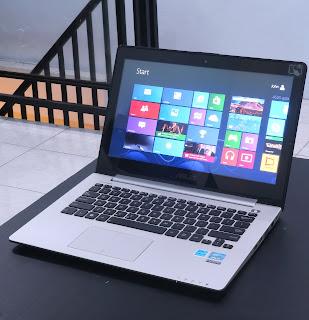 Laptop Gaming ASUS N46VM Bekas Di Malang