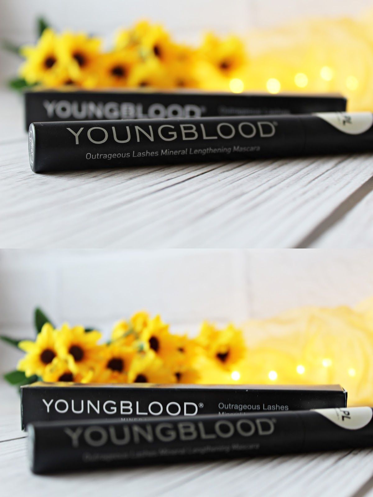 YOUNGBLOOD MINERAL LENGTHENING MASCARA - Pell.pl Kosmetyki Gwiazd