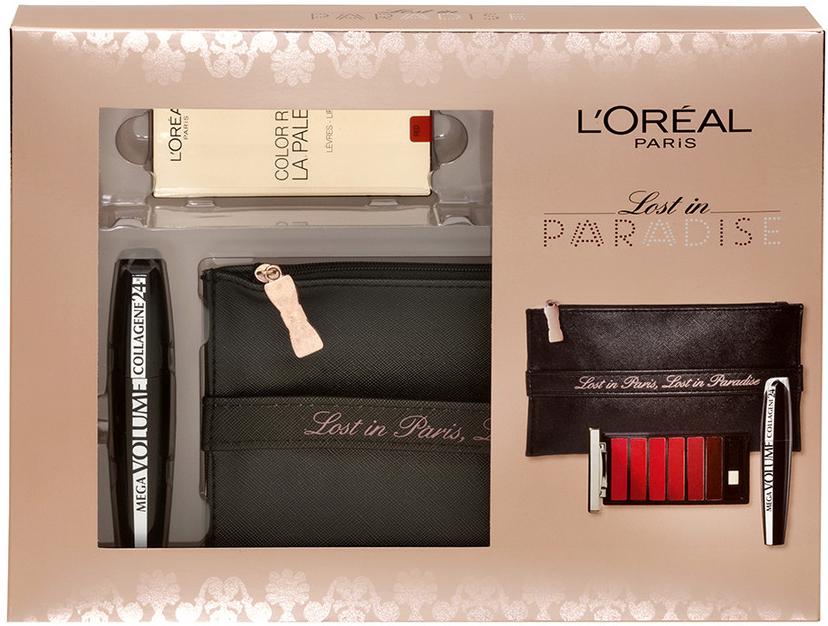 L_Oreal_Paris-Labbra-Lost_in_Paradise_Rouge_Set