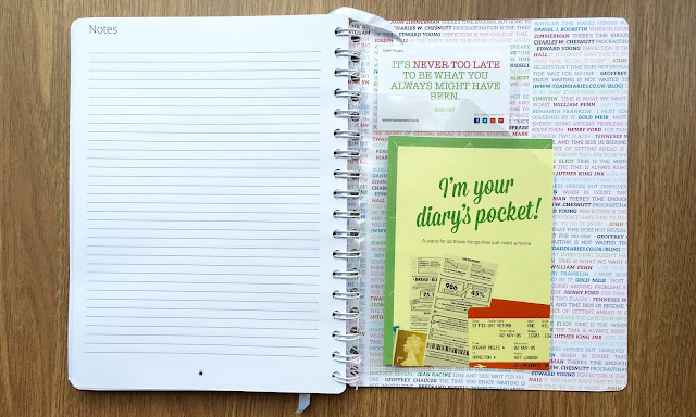 Toad Diaries Motivation to Organise My Life