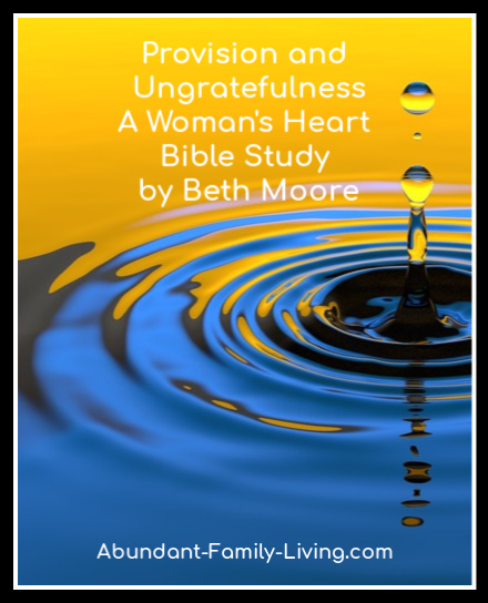 Provision and Ungratefulness