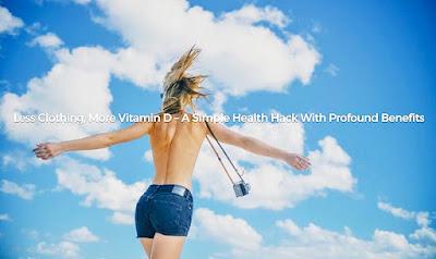 article, clothing optional, clothing optional resort, health, naturism, nude beach, vitamin D, wellness,