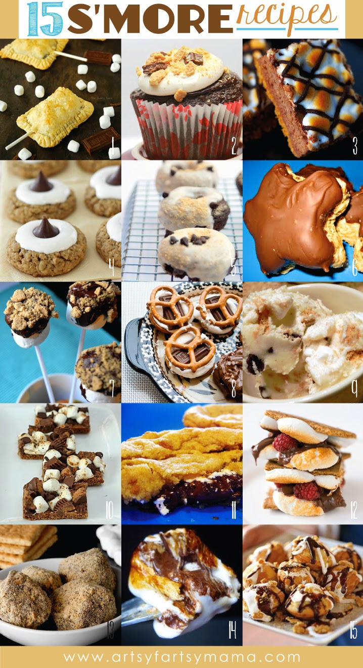 15 S'more Recipes