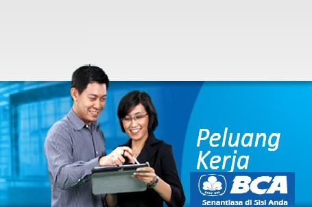 Lowongan Kerja Terbaru Bank BCA [3 Posisi]