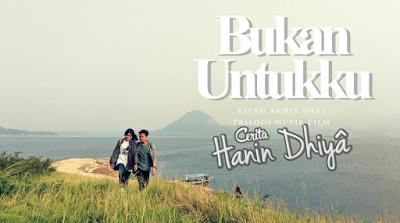 Download Lagu Hanin Dhiya Bukan Untuku Mp3 Terbaru Asli Bikin Baper