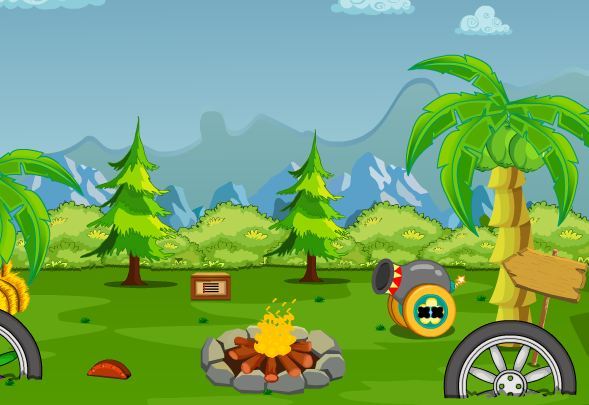 Play FastrackGames Flying Car Escape