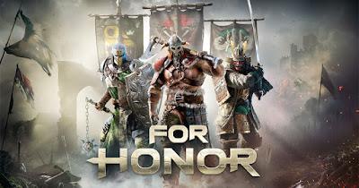 במאי הקרוב יתווספו למשחק For Honor מפות וגיבורים חדשים
