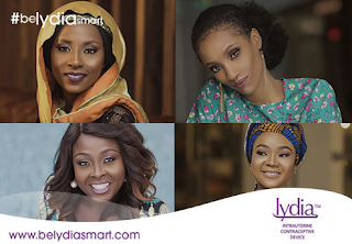 Protect yourself against unplanned pregnancy- Be Lydia Smart!