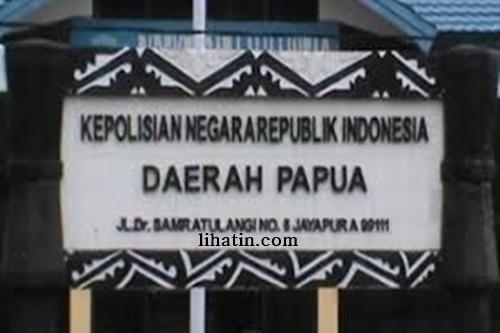 Mapolda Papua - Lihatin.com