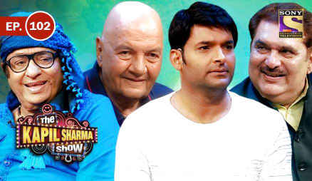 The Kapil Sharma Show Episode 102 - 30 April - 480p HDTVRip