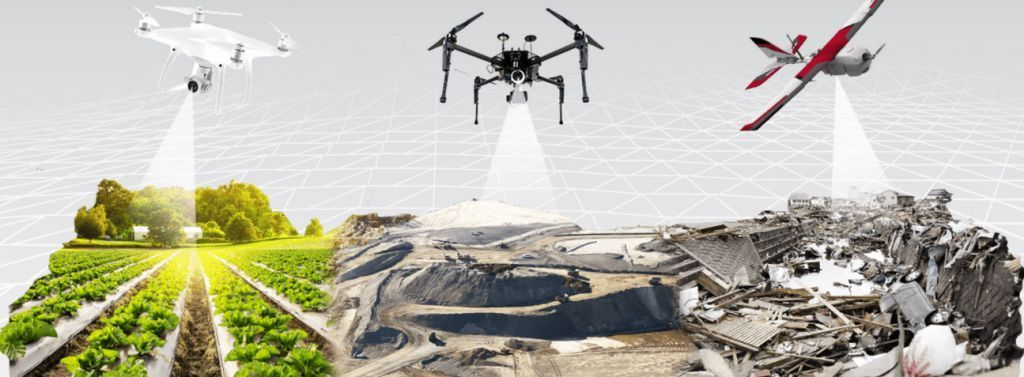 Make the best use of drone cameras