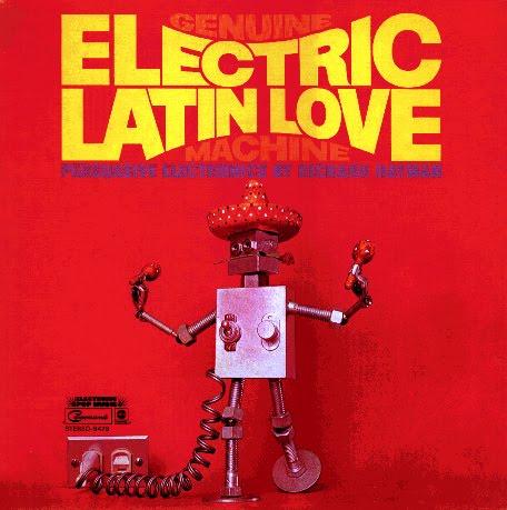 Banana Spliff Richard Hayman Genuine Electric Latin