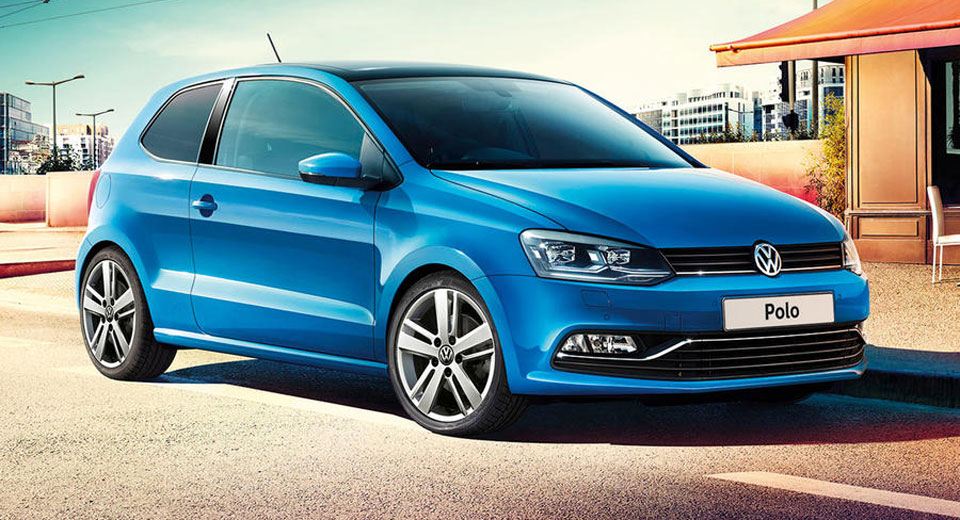 volkswagen polo match sends out sixth gen hatch types cars. Black Bedroom Furniture Sets. Home Design Ideas