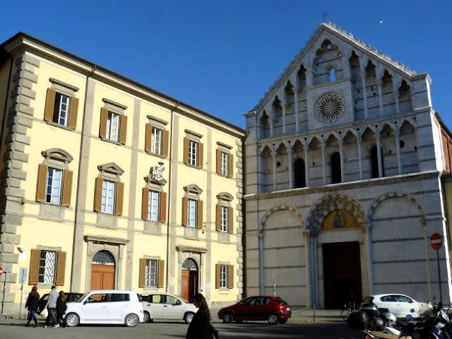 Iglesia de Santa Caterina en Pisa