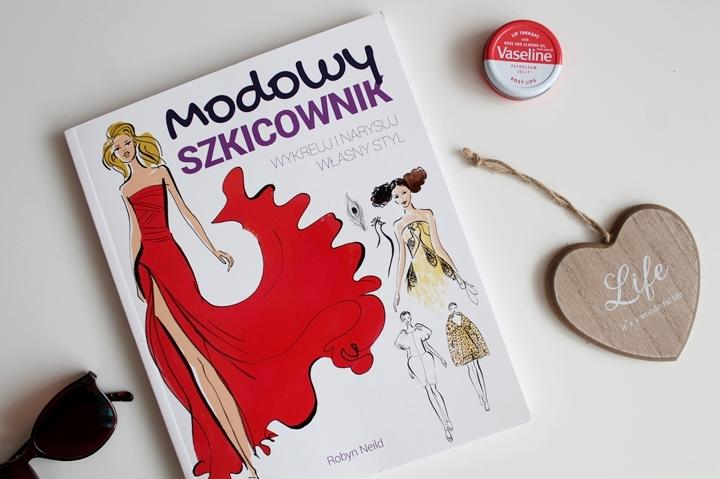Modowy szkicownik, wykreuj i narysuj własny styl
