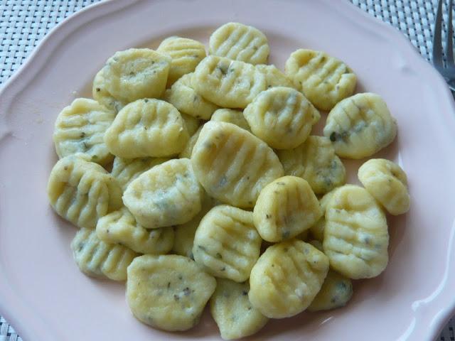 Gnocchi z majerankiem - Czytaj więcej »