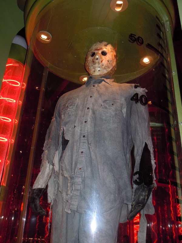 Jason Friday 13th Part VIII costume and mask