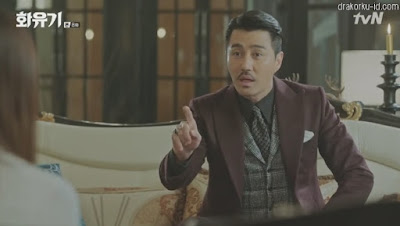 A Korean Odyssey Episode 08 Subtitle Indonesia