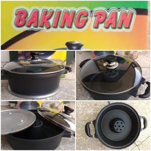 Jual Cetakan Kue Bolu Baking Pan