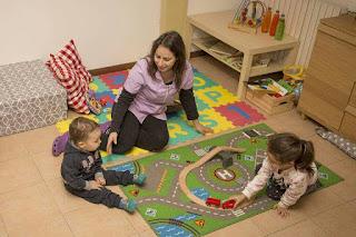 Diventare tagesmutter educare bambini