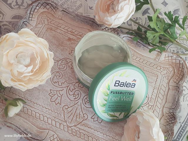 Balea - Fussbutter 'Feel Well'