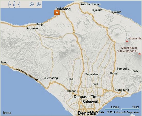 Melka Excelsior Dolphin & Wildlife Resort Bali Location Map,Location Map of Melka Excelsior Dolphin & Wildlife Resort Bali,Melka Excelsior Dolphin & Wildlife Resort Bali accommodation destinations attractions hotels map reviews photos pictures