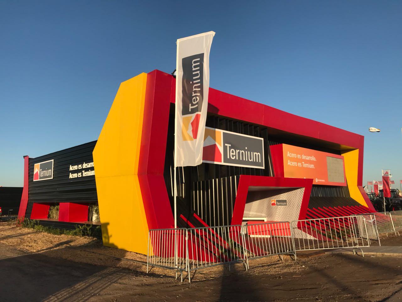 Expoagro Stands : Artek stands inauguramos en expoagro argentina