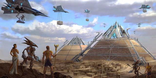 Terungkap Fakta Mengejutkan Piramida Mesir