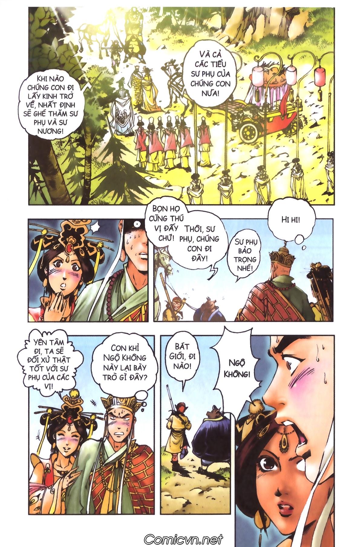 Tây Du Ký màu - Chapter 99 - Pic 5