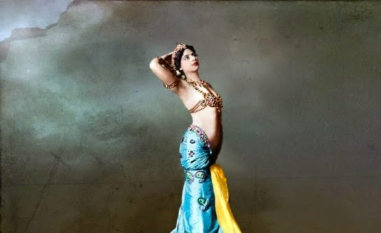 Mata Hari - Prostituta sim, mas traidora, jamais!