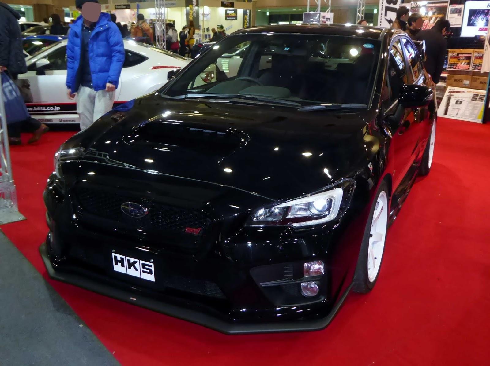 Wrx Performance Parts >> Subaru WRX Modification - Car Modification