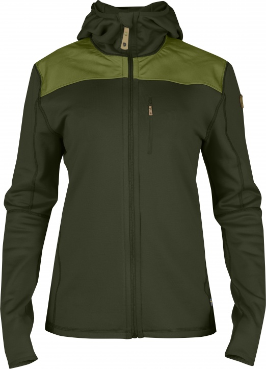 Fleece jacket from Fjällräven (recycled polyester)