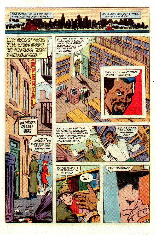 Read online Secret Origins (1986) comic -  Issue #27 - 21
