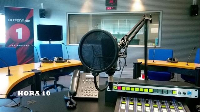 CEN no programa «Hora 10» da Antena 1 - Madeira