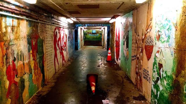 Подземный переход, Мэплвуд, Нью Джерси