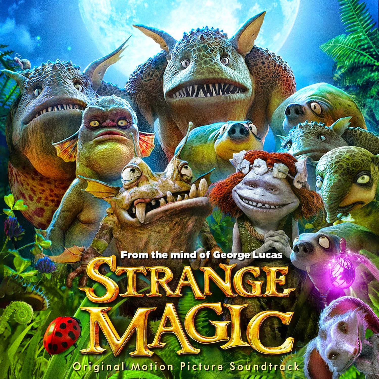 Watch and Download Free Movie: Watch Strange Magic full ...