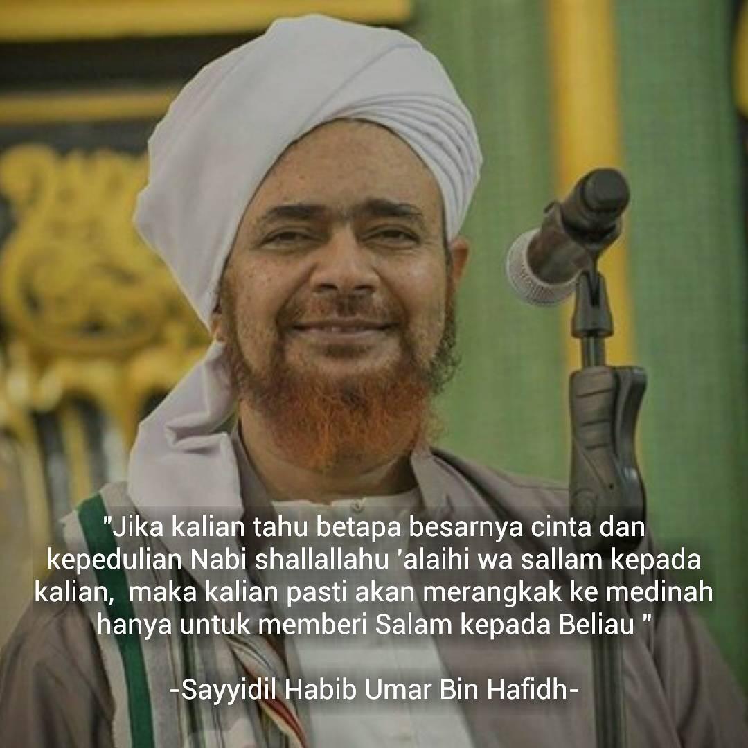 Kata Mutiara Hati Al Habib Umar Bin Hafidh Meme Comic Santri