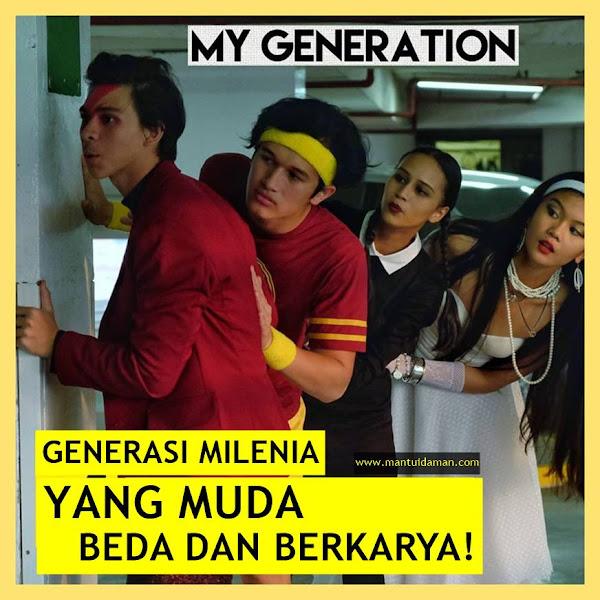 Generasi Milenia: yang Muda, Beda dan Berkarya
