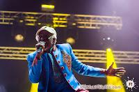 Alpha Blondy, leyenda del reggae africano