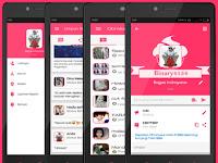 BBM MOD Pinky Apk Download  Versi  Terbaru V3.0.0.18