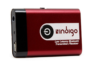 Indigo Low Latency Bluetooth Transmitter