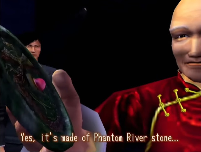 Master Chen identifies the stone (English)