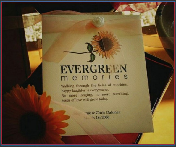Souvenir Pernikahan Frame Foto Memberi Nilai Positif Dan Kebahagiaan Yuks Jadikan Seed Bunga Matahari Atau Seed Sayur Mayur Seperti Bayam